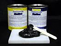 PC-3 Laboratory Table Top Epoxy Adhesive - Black